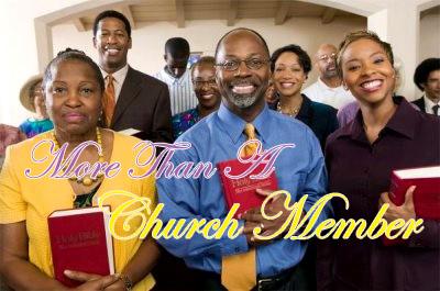 More than a Church member